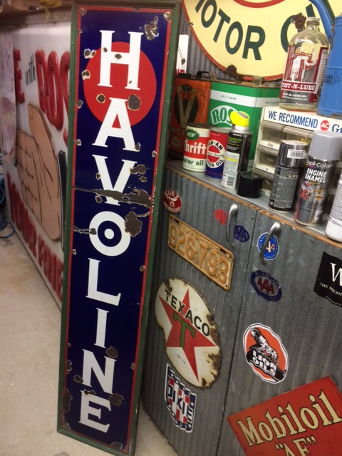 Attached picture havoline.JPG