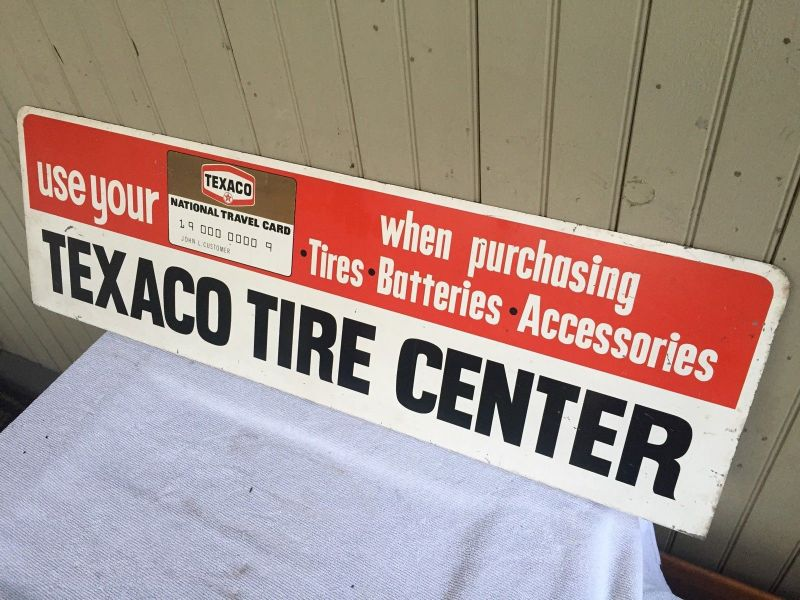 Texaco Credit Card Tire Sign.jpg