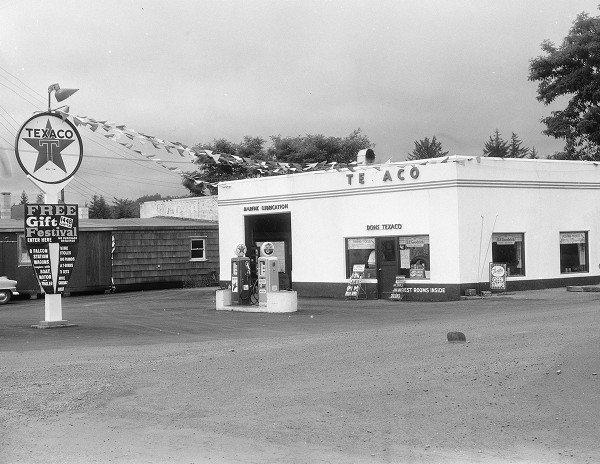 Don's texaco toledo oregon 1960.jpg