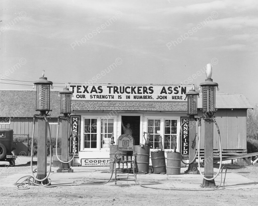 20's Texas Truckers Station.JPG