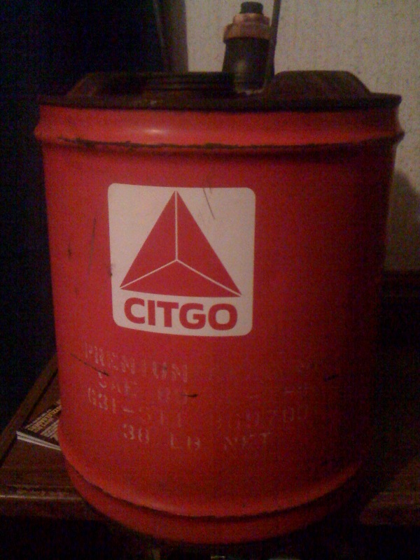 Attached picture citgo 5 gal gear oil.jpg
