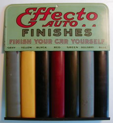 Effecto Auto Paint advertising